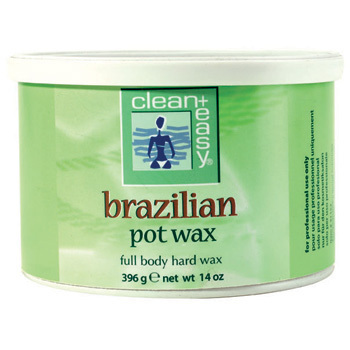 Clean+Easy - Brazillian Body Hard Wax (14oz)