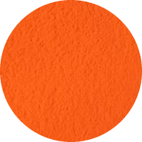 KM Farbpulver Orange 1oz