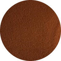 KM Farbpulver Brown 1oz