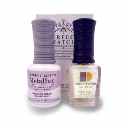 LECHAT Perfect Match Metallux - Unicorn Tears MLMS07
