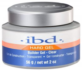 IBD UV/LED Builder Gel Clear 56g / 2 oz
