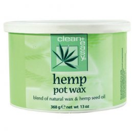 Clean+Easy - Hemp Pot Wax (14oz)
