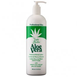 Triple Lanolin Aloe Vera Lotion 20oz