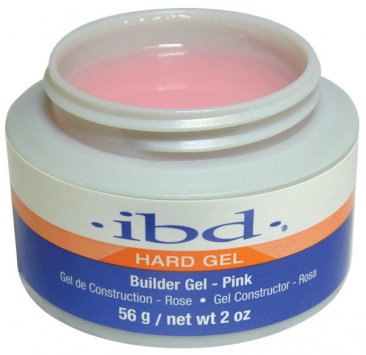 IBD UV/LED Builder Gel Pink 56g / 2 oz.